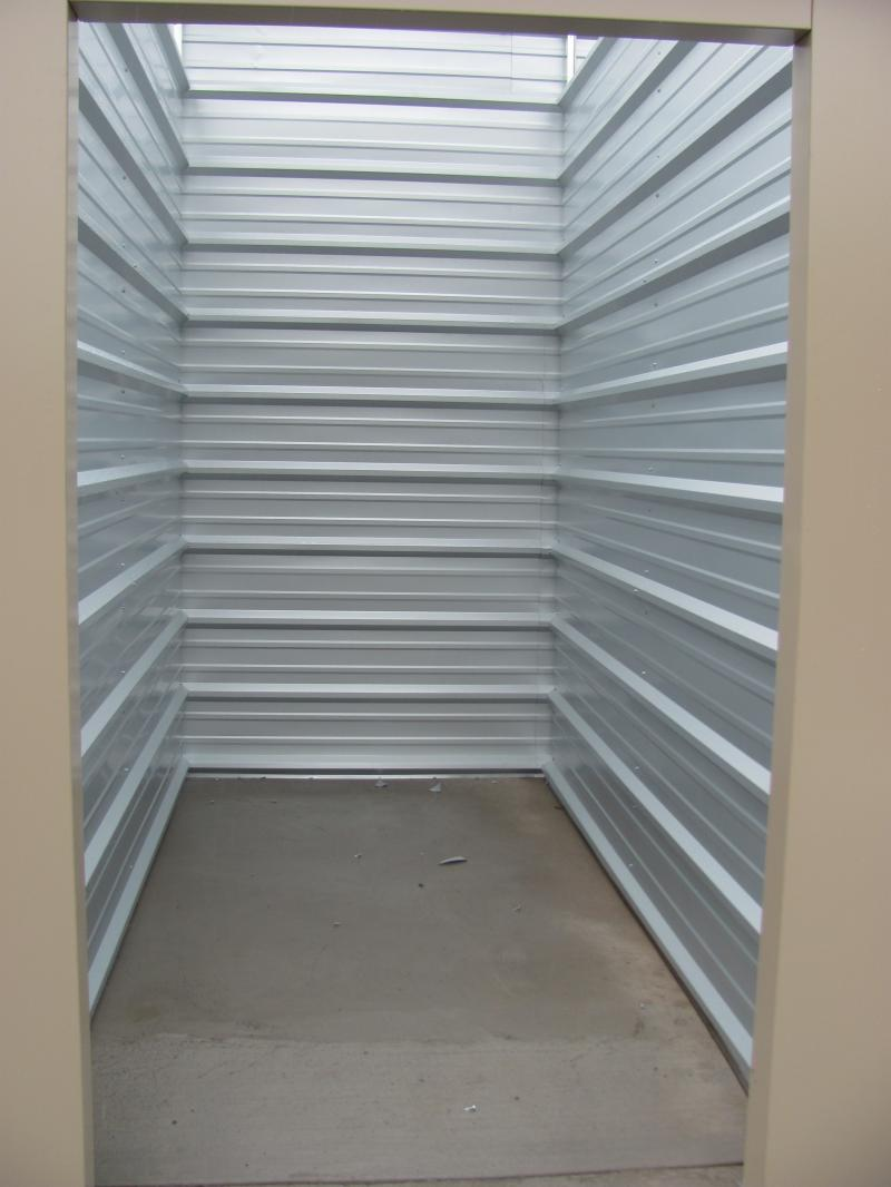 5 x 10 Self storage unit example